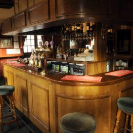 The Anglesey Arms Bromley Bar Area2
